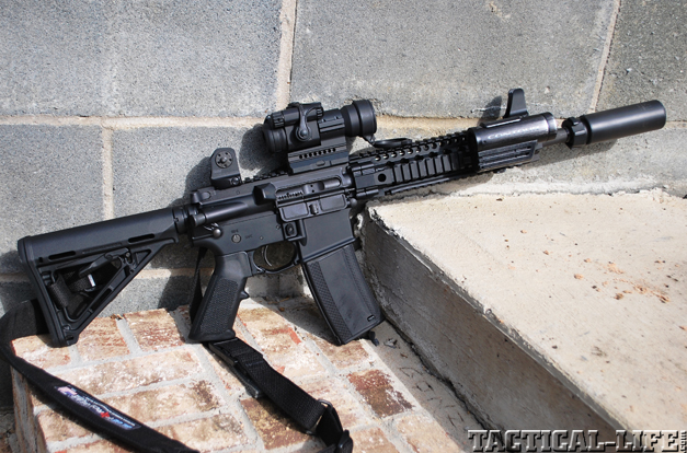 Daniel Defense SSP review 5.56mm