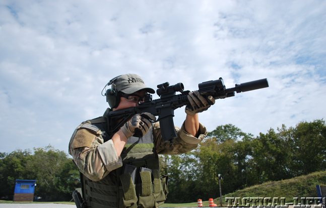 Daniel Defense SSP review lead