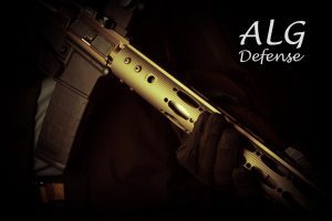 ALG Defense Ergonomic Modular Rail