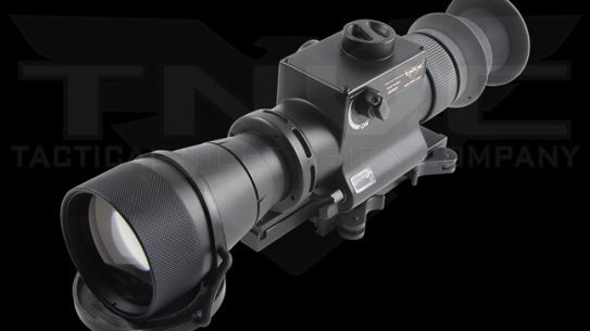 M845 Mk.4 2.8X Gen3 Red Dot Sight