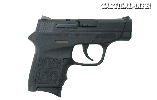 12 New Compact & Subcompact Handguns For 2014 | Smith & Wesson M&P Bodyguard 380