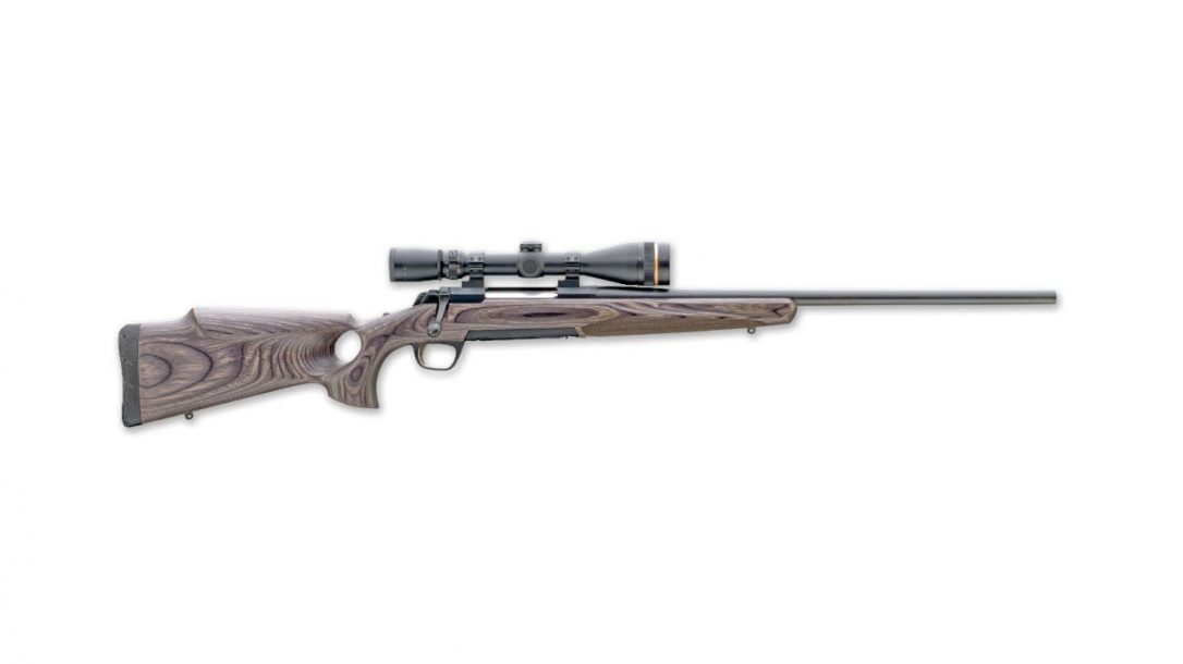 New Sporting Rifles for 2014 - Browning X-Bolt Eclipse Hunter