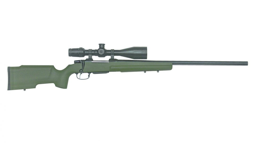 New Sporting Rifles for 2014 - CZ 550 Tacticool