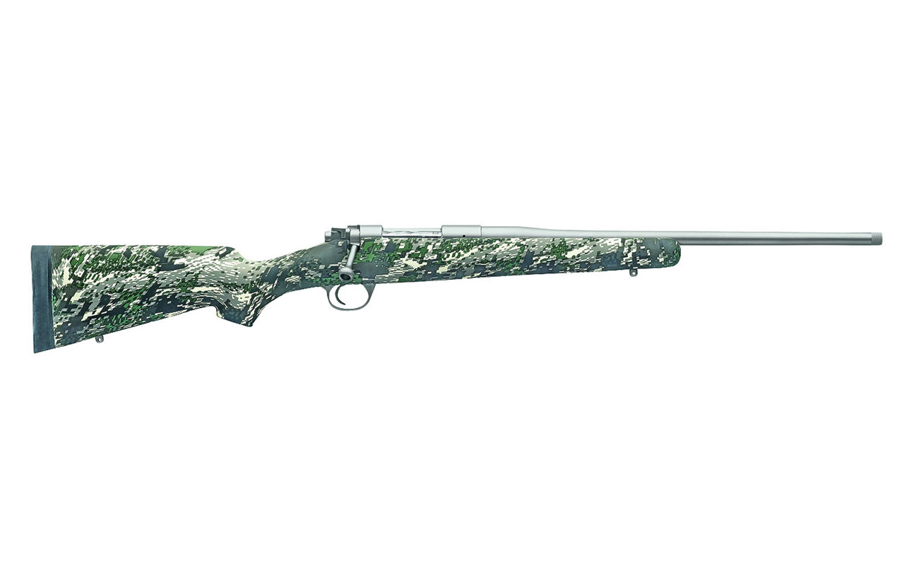 New Sporting Rifles for 2014 - Kimber Adirondack