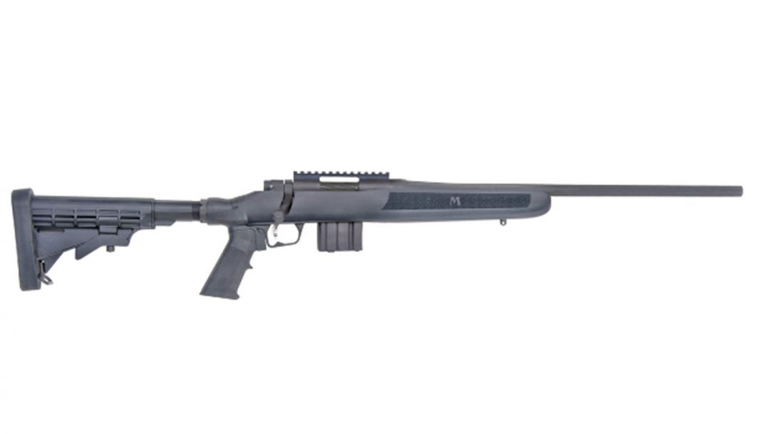 New Sporting Rifles for 2014 - Mossberg MVP Flex