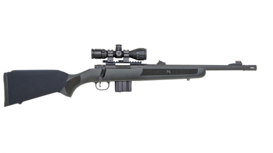 New Sporting Rifles for 2014 - Mossberg MVP Patrol 300BLK