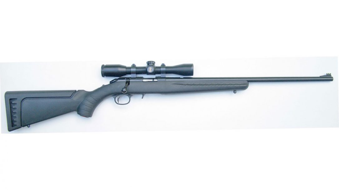 New Sporting Rifles for 2014 - Ruger American Rimfire