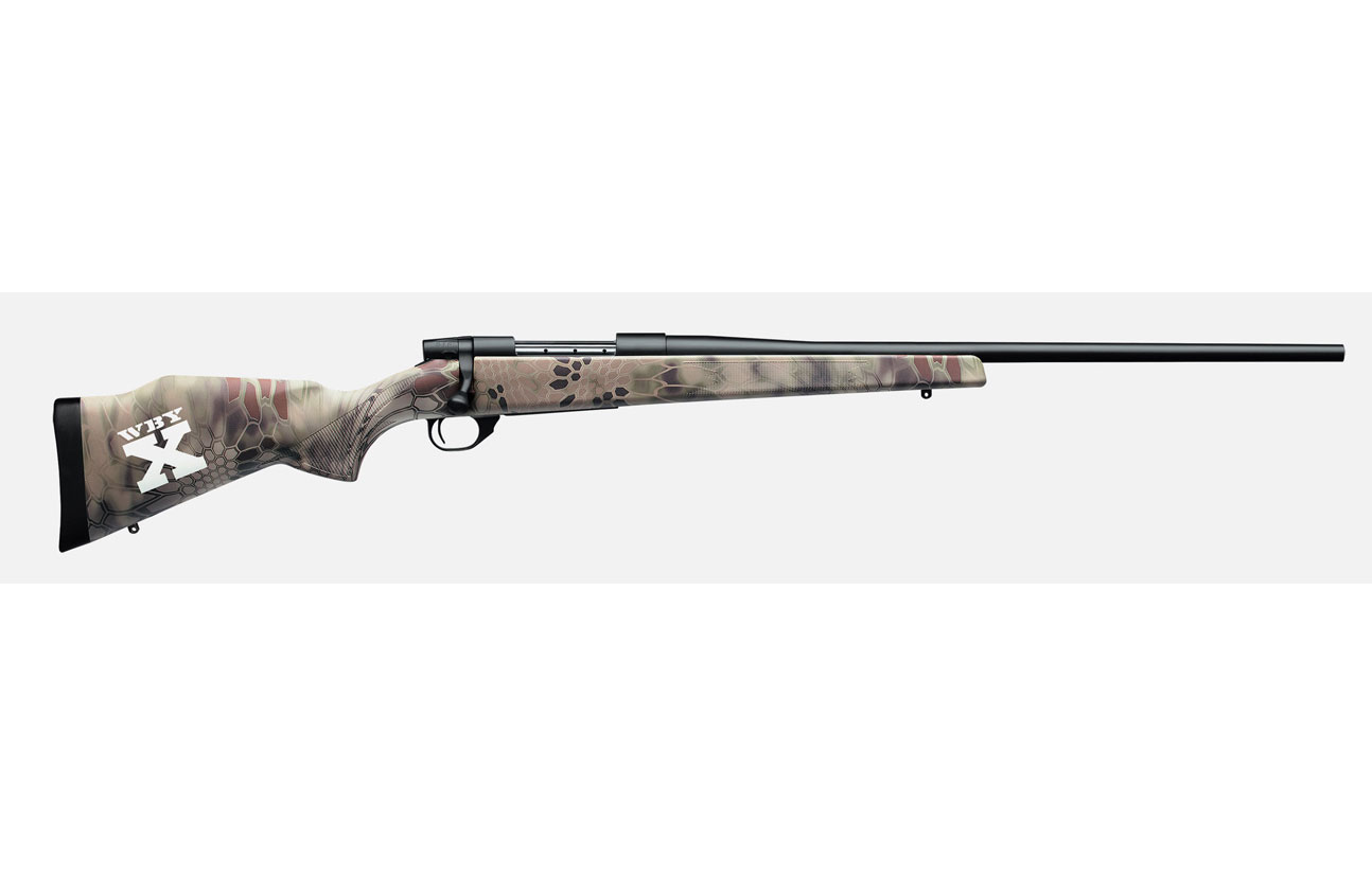 New Sporting Rifles for 2014 - Weatherby Vanguard Series 2-Kryptek