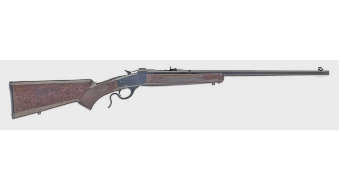 New Sporting Rifles for 2014 - Winchester Model 1885 Low Wall
