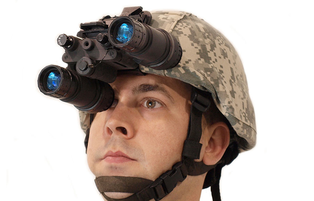 Night Vision Depot Binocular Night Vision Device with Gain Control