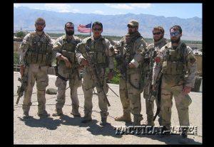 Navy SEAL Team in Afghanistan