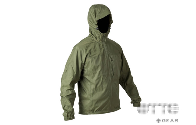 Otte Gear Featherweight Super L Windshirt - Ranger Green