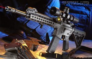 REC7 Gen II 5.56mm Rifle from Barrett