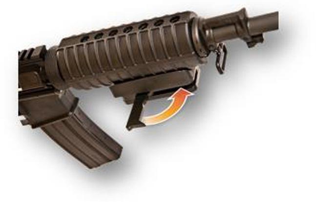 Sidekick Gun Rests from Thunderbolt Customs - Model T2