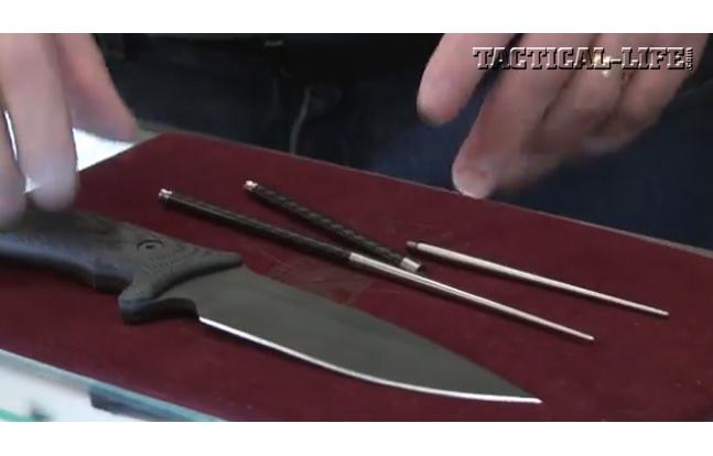 Titanium Chopsticks from Spartan Blades