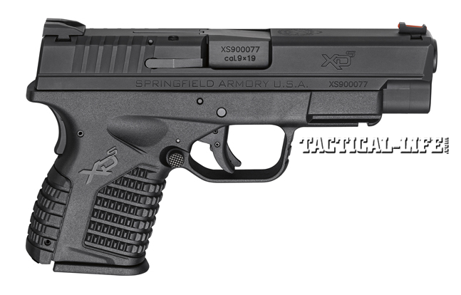 12 New Compact & Subcompact Handguns For 2014 | Springfield XDS-9 4.0