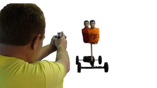 Target Tracker Training System