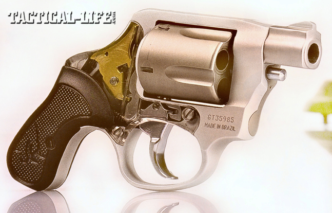 12 New Compact & Subcompact Handguns For 2014 | Taurus 85 View