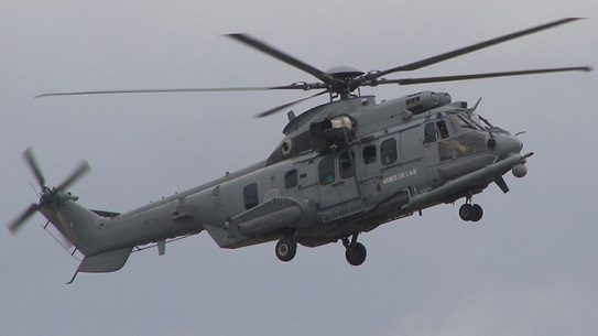 UK defense contractor AmSafe Bridport won a contract to increase the cargo-lifting capabilities for France's military transport helicopters.