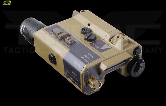 Wilcox RAPTAR Lite ES Class1 Infrared Laser
