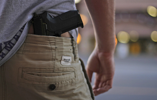 Arizona might pass a new bill allowing active duty military, as well as honorably discharged veterans to get a concealed carry permit at age 19.