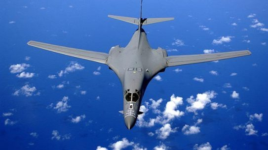 The United States Air Force has just begun the first steps of a multi-year technological upgrade of its B1-B Lancer bomber fleet.