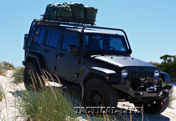 Preview Tactical Rides Bug Out Jeep Enforcer