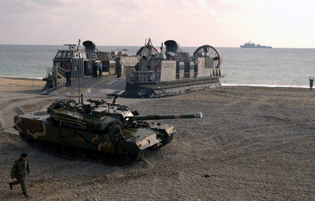 The U.S. and South Korea confirmed the dates for their annual Key Resolve and Foal Eagle military exercises.