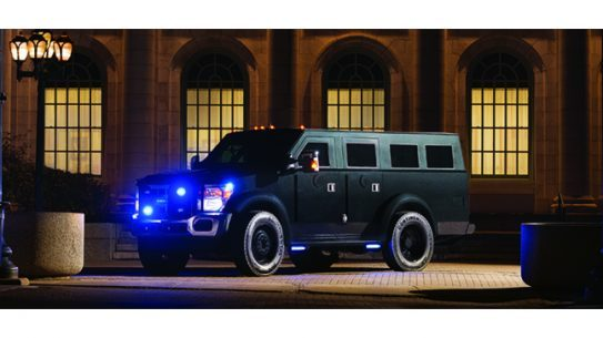 Lenco BearCat Tactical SUV