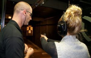 Sealed Mindset, a Minnesota gun range in New Hope, is offering a special Valentine's Day date package which includes a gourmet meal and time at the range.