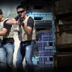 BAE Enhanced Concealable Military Protective Vest (ECMPV)