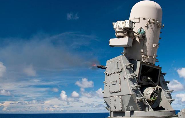 Raytheon's Phalanx Block 1B