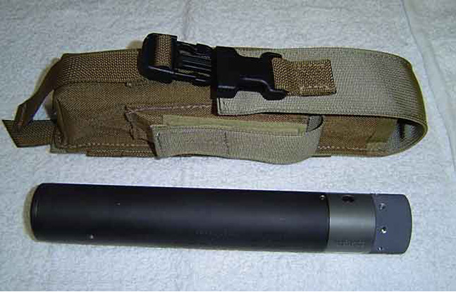 Smith Enterprise M14DC Wind Talker Sound Suppressor