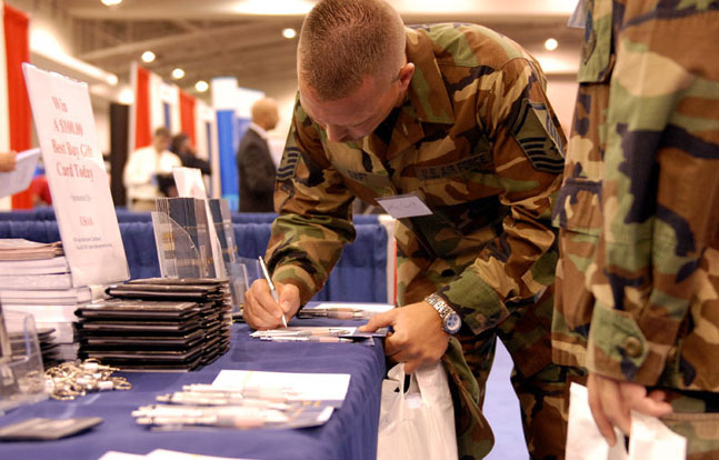 RecruitMilitary -- a military-to-civilian recruiting firm in the United States -- will hold the Atlanta Veteran Career Fair at the Georgia Dome.