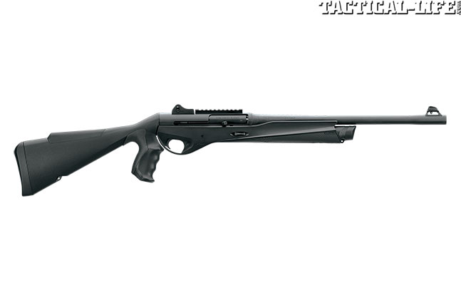 12 New Tactical Shotguns For 2014 - Benelli Vinci Tactical PistolGrip Silo