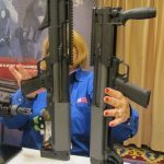 12 New Tactical Shotguns For 2014 - Kel-Tec KSG SBS Comparison