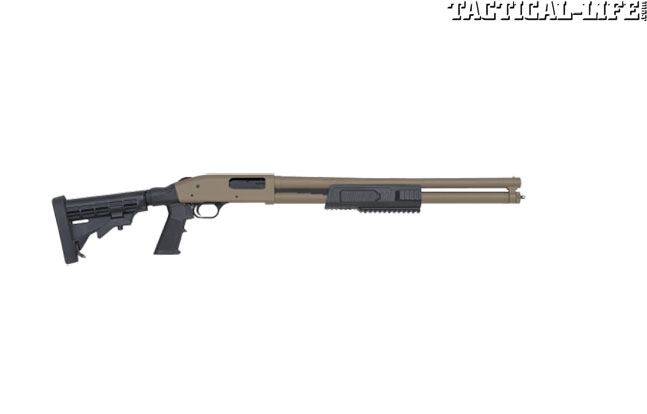 12 New Tactical Shotguns For 2014 - Mossberg Flex 500 Tactical