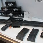 12 New Tactical Shotguns For 2014 - NATMIL UZK-BR99 w Accessories