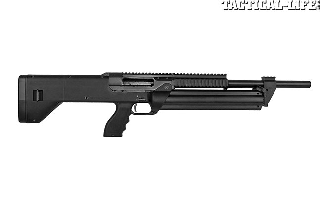 12 New Tactical Shotguns For 2014 - SRM Model 1216 Gen 2