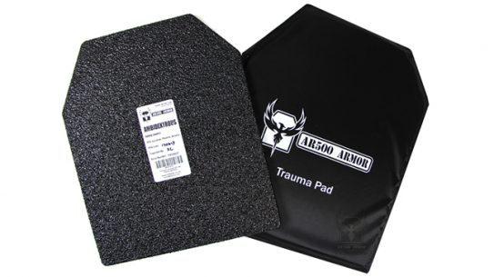 AR500 Armor Trauma Pad