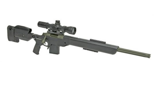 Ashbury TCR-Tactical Competition Rifle in 6.5 Creedmoor