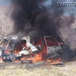 The Sacrificed SUV After Absorbing Over 1000 Rounds | Big Three East 2014
