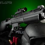 Bullpup Unlimited BPU-870 12 Gauge