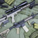 DTA SRS-A1 Rifle Chassis