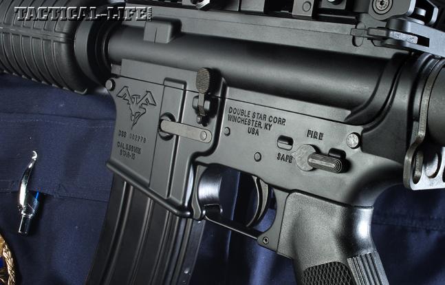 DoubleStar Mil-Spec Dragon 5.56mm Rifle Controls