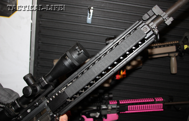 Ergo Grips Textured Slim Line Rail Covers | Top 15 New AR Accessories for 2014 | VIDEOS | Photo Galleries