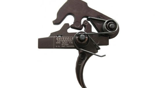 Geissele Automatics Super Select-Fire (SSF) Trigger