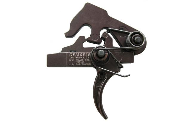 Geissele Automatics Super Select-Fire (SSF) Trigger