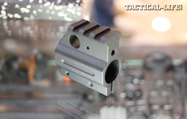 Guntec Gas Block | Top 15 New AR Accessories for 2014 | VIDEOS | Photo Galleries