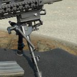 Harris Bipods RotaPod - Rotating Bipod Adapter For picatinny rails